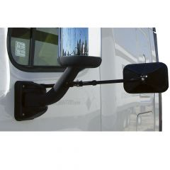 Freightliner Cascadia Oversize Load Mirror