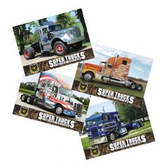 CAT Scale Super Trucks® Limited Edition Collector Cards