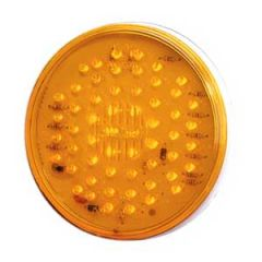 "4"" Amber 48 LED Park/Turn/Clearnance Light"