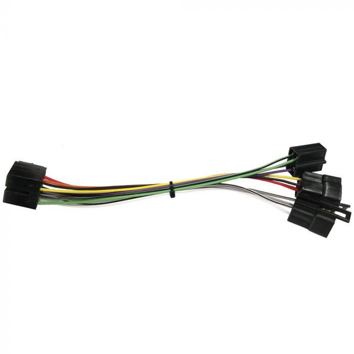 [DIAGRAM_38IU]  Delphi Radio Harness Adapter Plug   Delphi Car Stereo Wiring Harness Adapters Made By      Iowa80.com