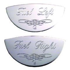 Peterbilt 379 Fuel Gauge Emblem