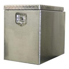 """24"""" x 15"""" x 20"""" Aluminum Behind Fairing Box"""
