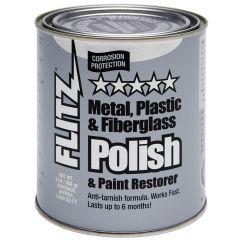 Flitz Metal Polish Paste 2 lb.