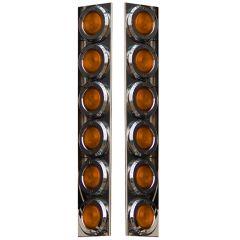 Peterbilt 6 Light Front Air Cleaner Light Bars
