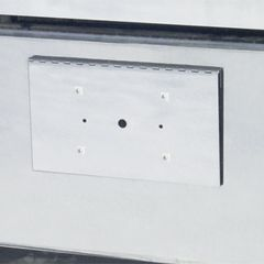 PB, FL Single Plate Holder and Tow-Pin Cover