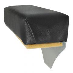Universal Black Vinyl Replacement Armrest