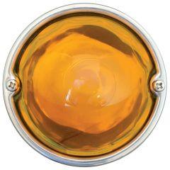 Light Amber Regular Glass Lens