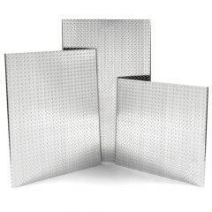 3' Aluminum Diamond Plate Deck Plate