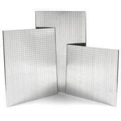 4' Aluminum Diamond Plate Deck Plate