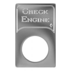Check Engine Switch Plate-Guard Covers