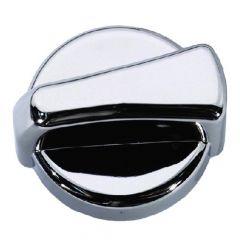 Peterbilt 1995-2005 Chrome AC/Heater Knob