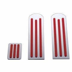 Peterbilt Rubber Grip Pedal Set