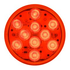 "4"" Round Mega 10 LED Light"