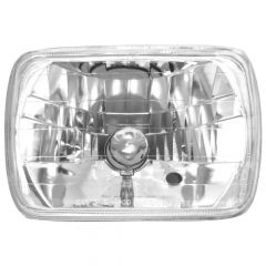 """7 7/8"""" x 5 5/8"""" Headlamp with H4 Bulb"""
