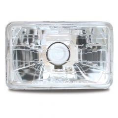 "6.5"" x 4"" Halogen Headlamp with H4 Bulb"
