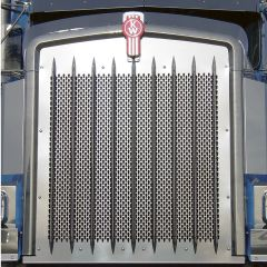 Kenworth Punched Grill Insert