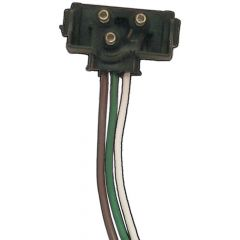 3 Prong Plug Wiring Harness with 3 Plugs
