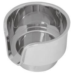 Peterbilt 379 Chrome Cup Holder 2001-2004