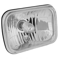 """7-7/8"""" x 5-5/8"""" Headlamp with H4 Bulb"""