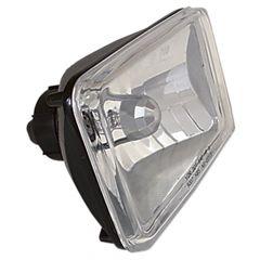 "6.5"" x 4"" Halogen Headlamp with 9007 Bulb"
