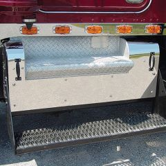 Kenworth W900A Battery or Tool Box Cover