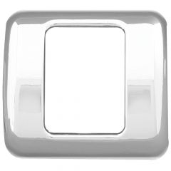Freightliner Chrome Trailer Brake Bezel Cover