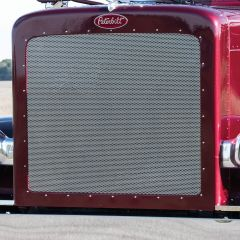 Peterbilt Punched Grill Insert