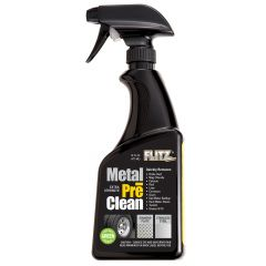 Flitz Metal Pre-Clean 16 oz.