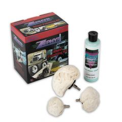 Zephyr 4-Piece Wheel Polishing Kit