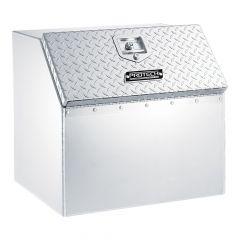 """24"""" Step-less Aluminum Tool Box"""