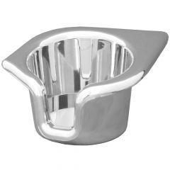 Peterbilt Chrome Cup Holder 2005+