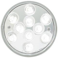 """4"""" Mega 10 Plus White Back Up LED Light"""