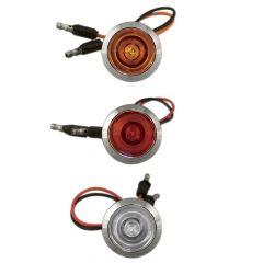 """1"""" Bullseye LED Lights"""