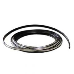 Chrome Locking Gasket for Windsheilds and Windows