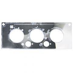 Kenworth SS A/C Heater Control Plate 2002 - 2006