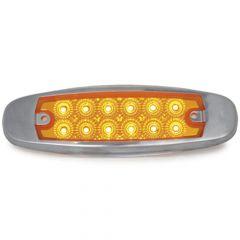 Ultra Thin Spyder LED Marker Lights