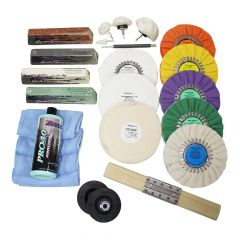 Zephyr Professional Polisher Starter Kit