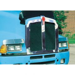 Kenworth T600 Stainless Steel Grill Trim