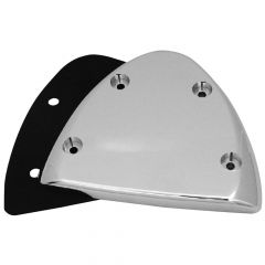 Peterbilt Stainless Steel Headlight Blinker Cover