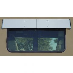 Western Star Rear Window Visor