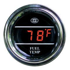 Fuel Temperature Gauge Red