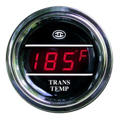 Transmission Temperature Gauge Red