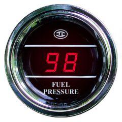 Fuel Pressure Gauge (0-300) Red