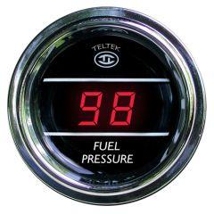 Fuel Pressure Gauge (0-150) Red