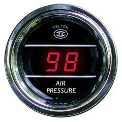 Air Pressure Gauge (0-100) Red