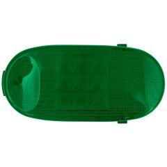 Freightliner Green Mini Oval Dome Light Lens