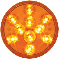 """4"""" Mega 10 Plus Amber LED Light"""