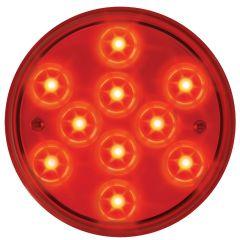 """4"""" Mega 10 Plus Red LED Light"""