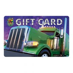 $50 Iowa 80 Gift Card