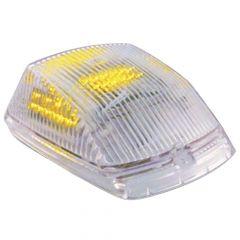 Kenworth Amber/Clear 42 LED Cab Marker